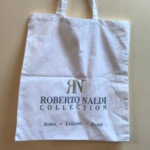 Roberto Naldi Shopping Bag